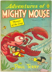 Picture of Adventures of Mighty Mouse #2