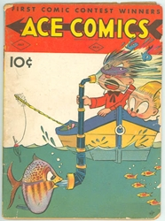 Picture of Ace Comics #52