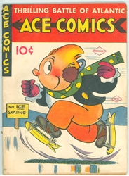 Picture of Ace Comics #59