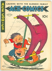 Picture of Ace Comics #83