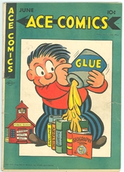 Picture of Ace Comics #99