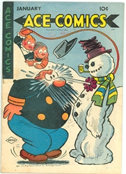 Picture of Ace Comics #106