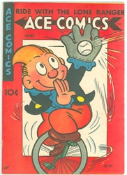 Picture of Ace Comics #135