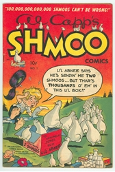 Picture of Al Capp's Shmoo #1