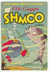 Picture of Al Capp's Shmoo #5