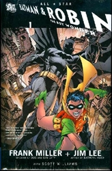 Picture of All Star Batman and Robin the Boy Wonder Vol 01 HC