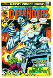 Picture of Defenders #5