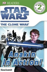 Picture of Star Wars Clone Wars: Anakin in Action