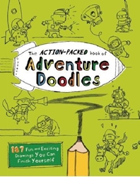 Picture of Action-Packed Book of Adventure Doodles
