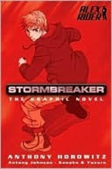 stormbreakerthegraphicnovel