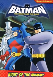 Picture of Batman Brave and the Bold Night of the Mummy SC
