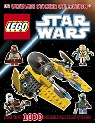 Picture of LEGO Star Wars Ultimate Sticker Collection