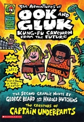 Picture of Adventures of Ook & Gluk Kung-Fu Cavemen from the Future HC