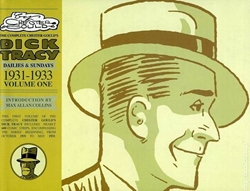 Picture of Complete Chester Goulds Dick Tracy Vol 01 HC 1931-1933