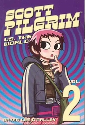 Picture of Scott Pilgrim Vol 02 SC vs the World