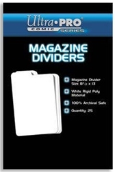 Picture of Magazine Plastic Dividers 25-Count Pack