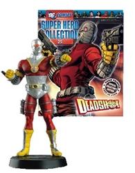 Picture of DC Superhero Figurine Collection Magazine #25 Deadshot