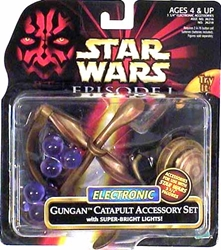 Picture of Star Wars Electronic Gungan Catapult Accessory Set Episode I Action Figure