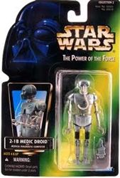 Picture of Star Wars 2-1B Power of the Force Action Figure