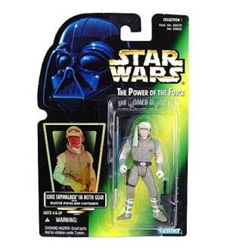 Picture of Star Wars Luke Skywalker (in Hoth Gear) Power of the Force Action Figure