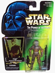 Picture of Star Wars 4-LOM Power of the Force Action Figure