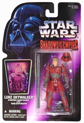 Picture of Star Wars Luke Skywalker Imperial Guard Disguise Shadows of the Empire Action Figure