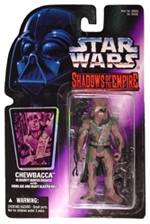 Picture of Star Wars Chewbacca (Bounty Hunter Disguise) Shadows of the Empire Action Figure