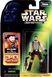 Picture of Star Wars Kyle Katarn Expanded Universe Action Figure