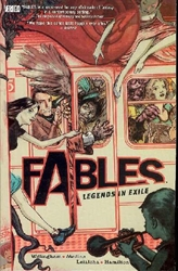 Picture of Fables Vol 01 SC Legends in Exile