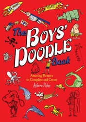 Picture of Boys Doodle Book