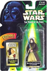 Picture of Star Wars Power of the Force Flashback Photo Obi-Wan Kenobi Action Figure