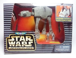 Picture of Star Wars AT-AT Action Fleet Figure