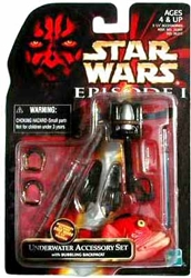 Picture of Star Wars Episode I Underwater Accessory Set
