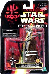 Picture of Star Wars Naboo Episode I Accessory Set