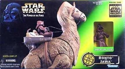 Picture of Star Wars Ronto and Jawa Power of the Force Action Figure Set