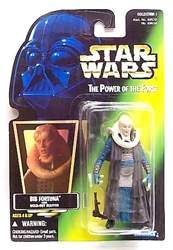 Picture of Star Wars Power of the Force Bib Fortuna Action Figure