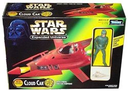Picture of Star Wars Power of the Force Expanded Universe Cloud Car Action Figure Set