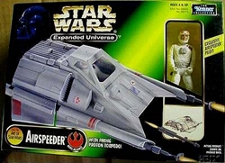 Picture of Star Wars Expanded Universe Airspeeder Action Figure Set