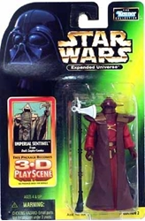 Picture of Star Wars Imperial Sentinel Expanded Universe Action Figure
