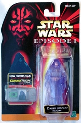 Picture of Star Wars Episode I Commtech Chip Darth Sidious (Holograph) Action Figure