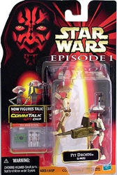 Picture of Star Wars Episode I Commtech Chip Pit Droids (2-Pack) Action Figure