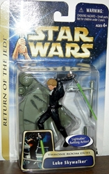 Picture of Star Wars Luke Skywalker (Throne Room Duel) Saga Collection '03 #17 Action Figure