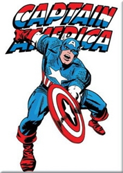 Picture of Captain America Character Magnet