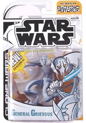 Picture of General Grievous Clone Wars Animated Action Figure