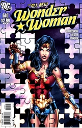 Picture of Wonder Woman (2006) #610