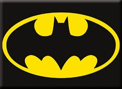 Picture of Batman Symbol Magnet