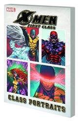 Picture of X-Men First Class GN TP Class Portraits