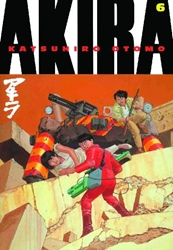 Picture of Akira GN VOL 06