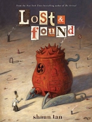 Picture of Lost and Found HC