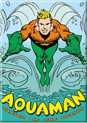 Picture of Aquaman Magnet